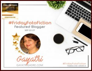 #FridayFotoFiction featured story